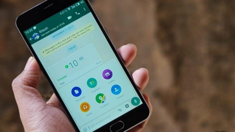 WhatsApp permitirá realizar pagos digitales a través de códigos QR