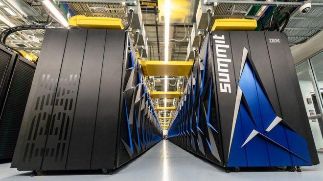 La supercomputadora más poderosa del mundo, entra en funcionamiento